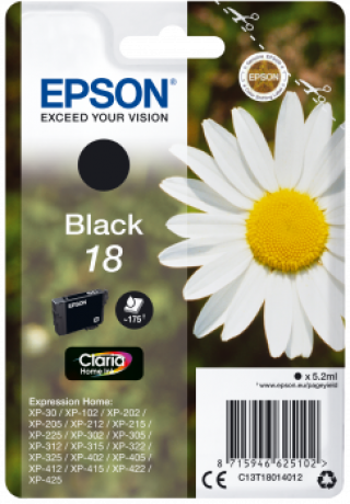 Consommable (consimpr) epson - C 13 T 18014022