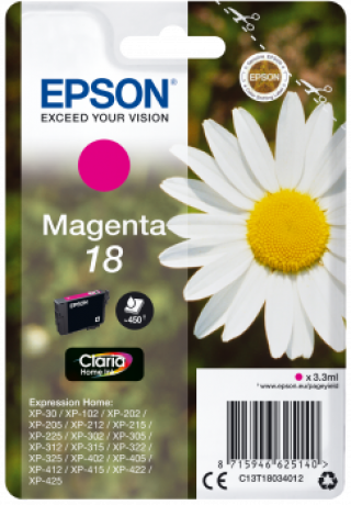 Consommable (consimpr) epson - C 13 T 18034022
