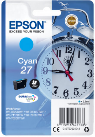Consommable (consimpr) epson - C 13 T 27024012
