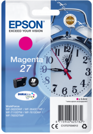 Consommable (consimpr) epson - C 13 T 27034012