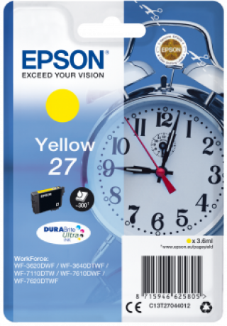 Consommable (consimpr) epson - C 13 T 27044012