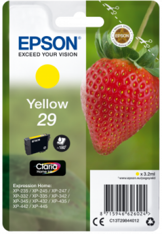 Consommable (consimpr) epson - C 13 T 29844012