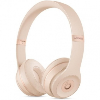 APPLE/BEATS CASQUE SS FIL SUPR A SOLO3 BT OR SATINE