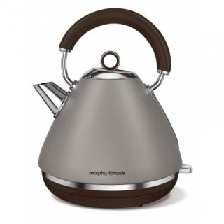 MORPHY-RICHARDS M102102EE BOUILLOIRE ACCENTS POP GRIS MI