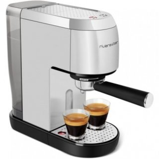 RIVIERA & BAR BCE350 CAFETIERE EXPRESSO 19BARS 1,4L  1400W INOX