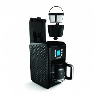 MORPHY-RICHARDS M163002EE CAFETIERE VECTOR NOIRE