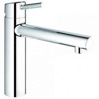 GROHE 31210001    GRO CONCETTO MITIGEUR EVIER BEC OR