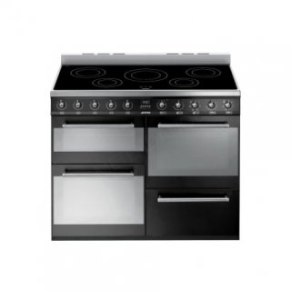 SMEG SYD4110IBL CTRE CUIS CARREE 110CM 5 INDUC