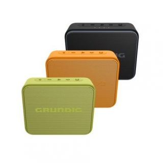 GRUNDIG JAM-ORANGE ENCEINTE BT 3,5W AUT30H IPX7 P OWERBANK ORANGE