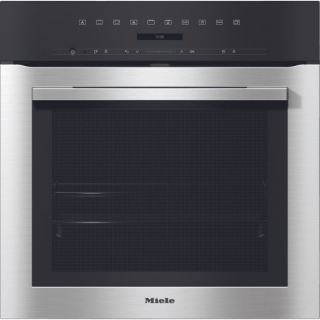 Four pyrolyse Inox anti-traces MIELE H 7164 BP