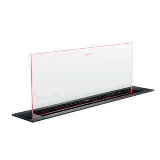 Hotte de plan de travail 80 cm clear glass NEFF I88WMM1S7