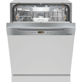 Lave vaisselle integrable Inox MIELE G 5210 SCi IN