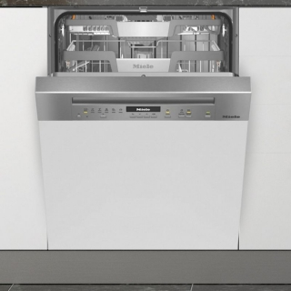 Lave vaisselle integrable Inox MIELE G 7100 SCi IN