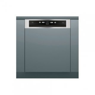HOTPOINT HBO3C22WX LV INT BANDEAU 60CM INOX 42DB 9L A++ 14 COUVERTS 10 PROGR