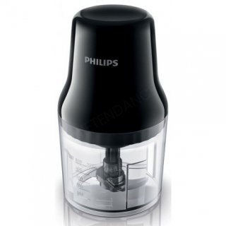 PHILIPS PEM HR1393/90 MINI HACHOIR 450W 0,7L NOIR