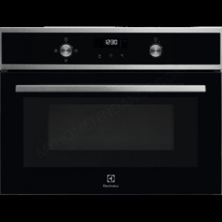 ELECTROLUX EVK6E40X MO & GRIL GAMME COMPACT MO NIC HE 45CM PUISSANCE MO: 1000 W P