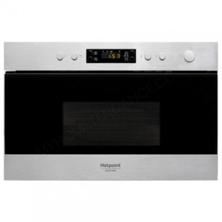 Micro-ondes encastrable solo HOTPOINT MN212IXHA