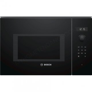 Micro-ondes encastrable solo BOSCH BFL554MB0