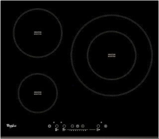 WHIRLPOOL - Plaque induction ACM334BF