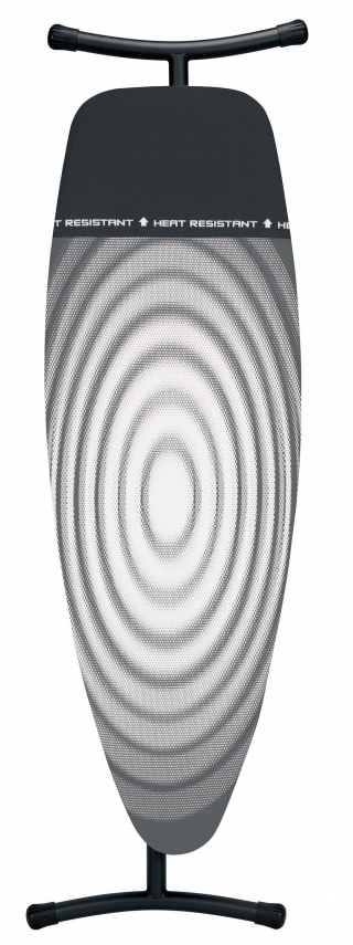 BRABANTIA - Table à repasser 345647 135 X 45 cm Titan Oval