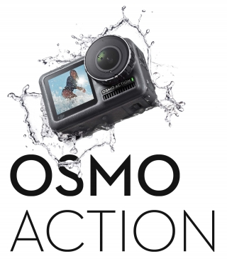 DJI INNOVATION - Caméra sport DJI Osmo Action