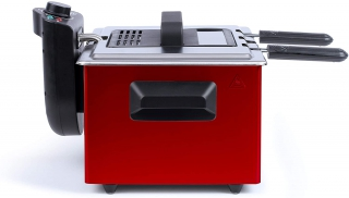 LIVOO - Friteuse DOC241 Friteuse 3 paniers 2000W