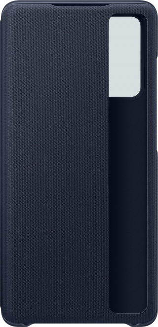 SAMSUNG - Etui EF-ZG780CN Clear View Cover Navy S20FE