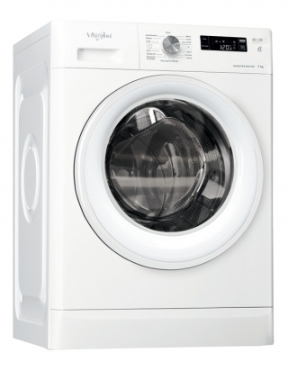 WHIRLPOOL - Lave linge Frontal FF S 74 38 W FR