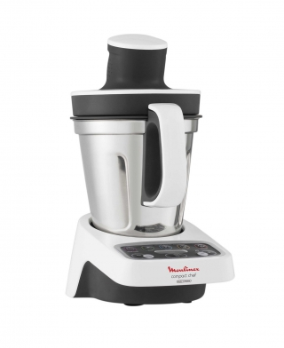 MOULINEX - Robot cuiseur HF 405110 Comptact chef