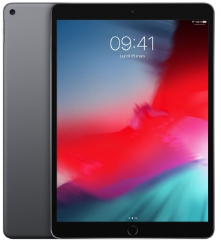 APPLE - iPad Air 2019 - iPad Air WiFi 256Go Gris Sidéral - MUUQ2NF