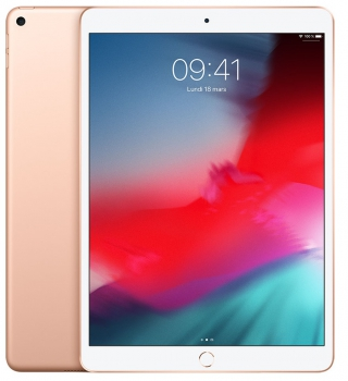 APPLE - iPad Air 2019 - iPad Air 4g 256Go Or - MV0Q2NF