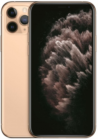 APPLE - iPhone iPhone 11 Pro Max 64GB Or