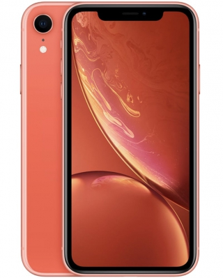APPLE - iPhone iPhone XR 64Go Coral