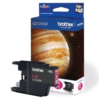 BROTHER - Cartouche d'encre LC-1240 magenta
