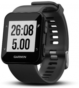 GARMIN - Bracelet connecté Forerunner 30 black