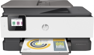 HP - Imprimante multifonction jet d'encre HP OfficeJet Pro 8022 All-in-One