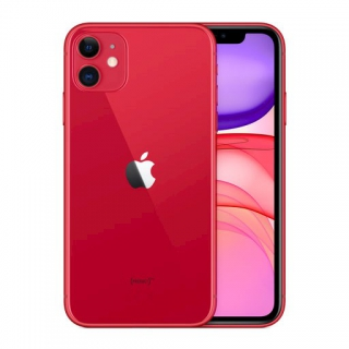 APPLE - iPhone iPhone 11 256GB (PRODUCT)RED