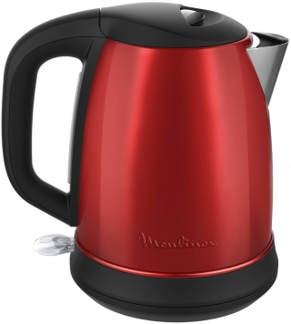 MOULINEX - Bouilloire BY550510 Subito Select rouge 1.7L