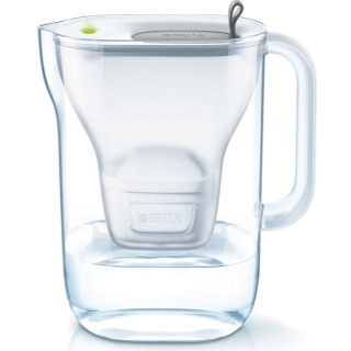 BRITA FRANCE - Carafe STYLE graphite- 1 cartouches Maxtra+ incluse