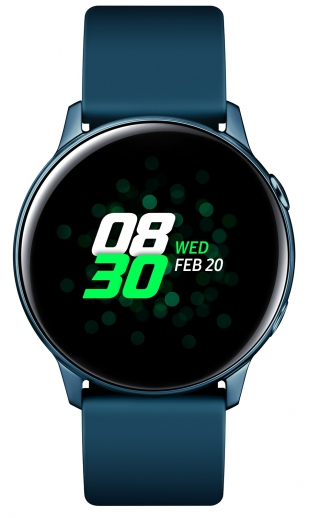 SAMSUNG - Montre connectée Galaxy Watch Active - Vert