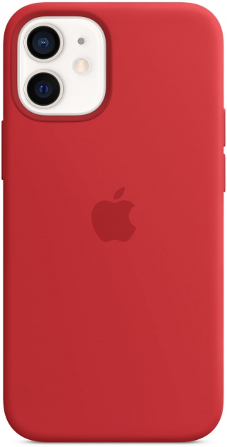 APPLE - Coque iPhone Coque pour iPhone 12 mini - (PRODUCT)RED