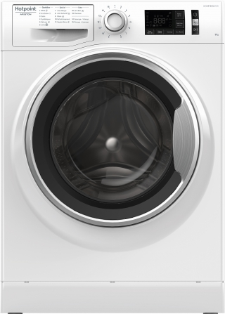 HOTPOINT ARISTON - Lave linge Frontal NM11946WSAFR