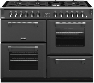 STOVES PRICHDX110DFANT PIANO CUISSON RICHMOND DELUXE 110 DFT ANTHRACITE