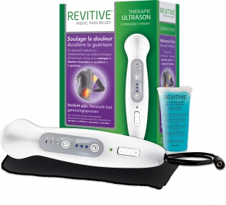 REVITIVE - Masseur THERAPIE ULTRASON ANTI DOULEUR