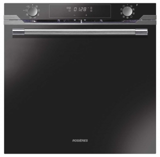 ROSIERES - Four encastrable pyrolyse RFZP657 IN WIFI 75 L Sublime Pro Inox
