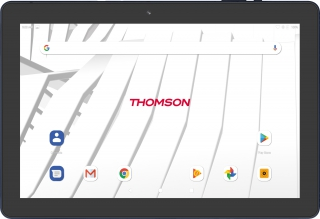 THOMSON - Tablette tactile TEOX10-3BK64 Tablette Pc And 64 Gb thomsom 10.1