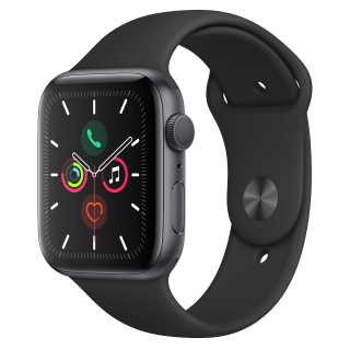 APPLE - Montre connectée Watch Series 5 GPS + 4G 44mm Aluminium