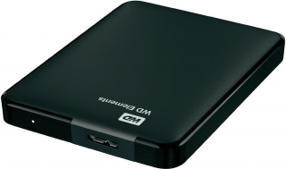 WESTERN DIGITAL - Disque dur externe WD Elements 2To