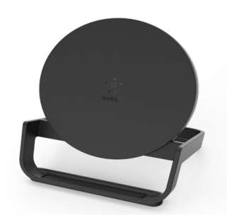 BELKIN - Chargeur induction WIB001vfBK chargeur induction noir stand