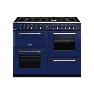 STOVES PRICHDX110DFBLO PIANO CUISSON RICHMOND DELUXE 110 DFT BLEU OUTREMER